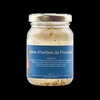 gelée d'herbes de Provence